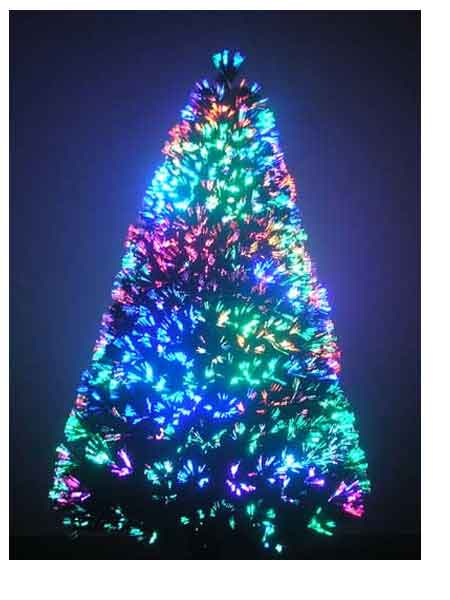 9 Ft Fiber Optic Christmas Tree 9ft - Artificial Christmas Tree 9 Ft